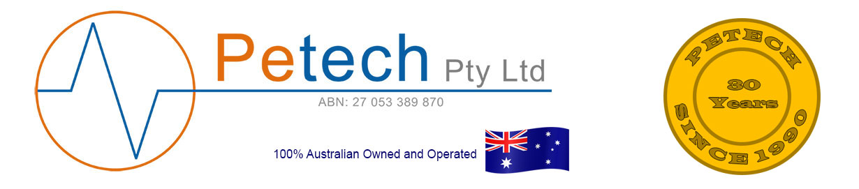 Petech Pty Ltd Logo
